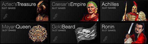 Casino Titan Historical Figures Games